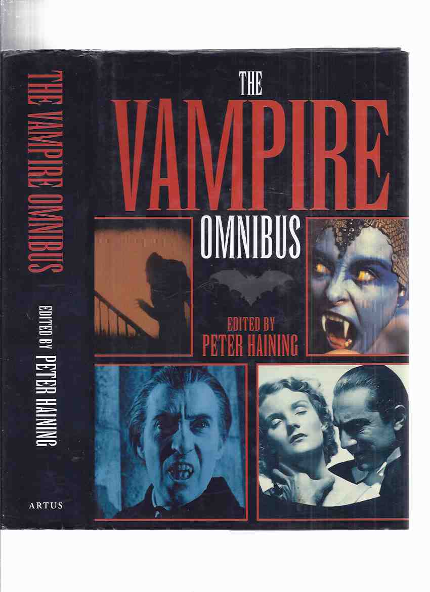 Image for The Vampire Omnibus ( Blood Fetish; Land of the Time Leeches; I the Vampire; Nosferatu; The bat; Son of Dracula; Cat People; Dark Shadows; Return to Salem's Lot; Uncle Vlad; Vampirella; Interview with the vampire; Bride of the Isles;The Bleeder; etc)