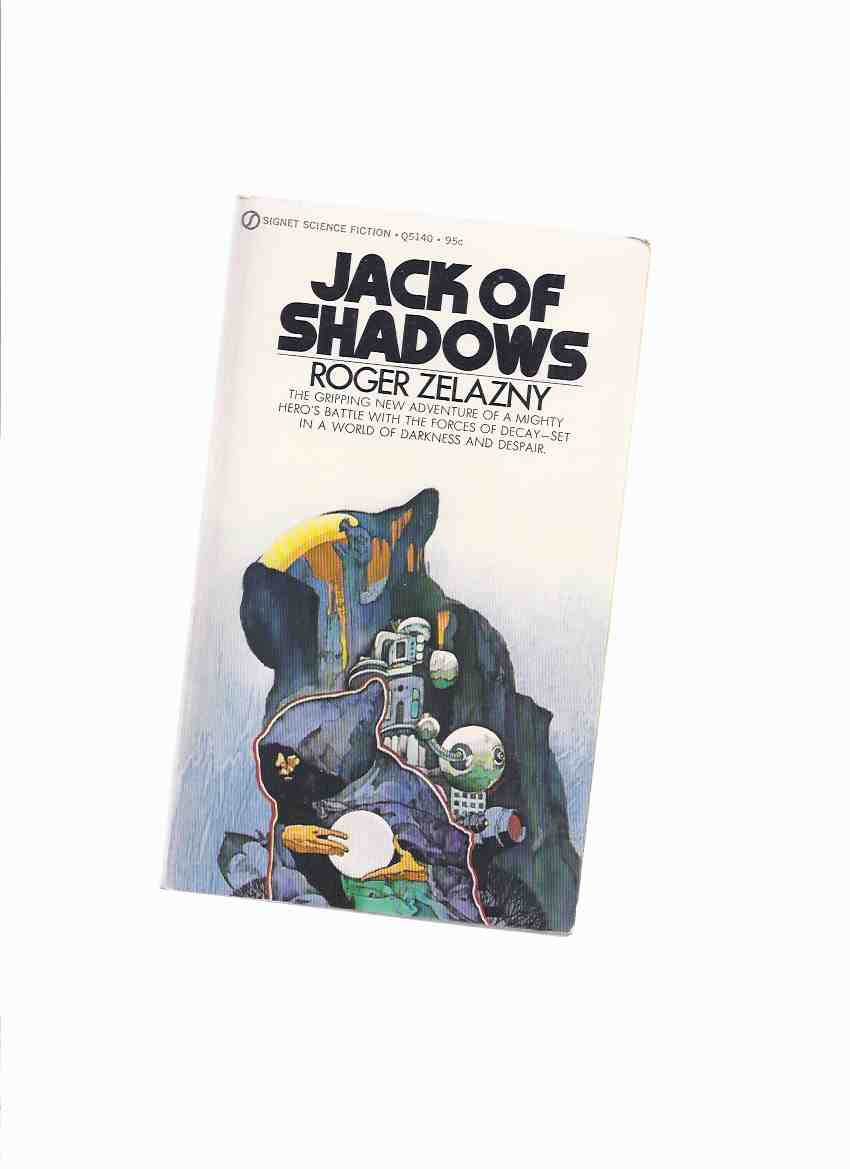 Image for Jack of Shadows -by Roger Zelazny