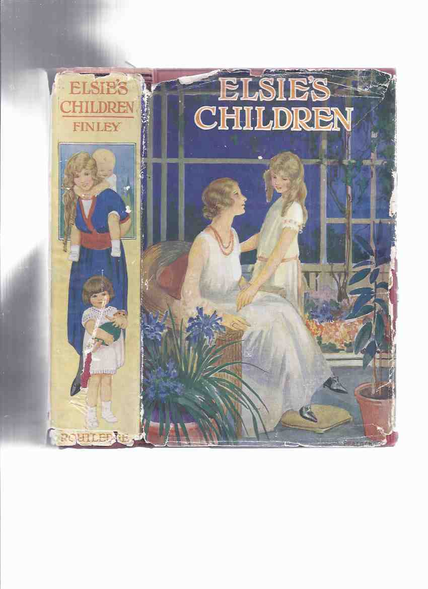 Image for Elsie's Children  ( Elsie Dinsmore series)