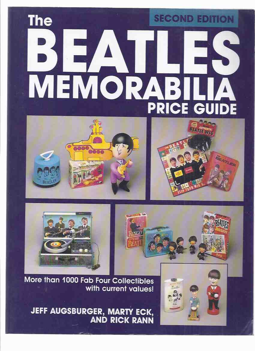 Image for The Beatles Memorabilia Price Guide, More Than 1000 Fab Four Collectibles  ( John Lennon; Ringo Starr; George Harrison; Paul McCartney )