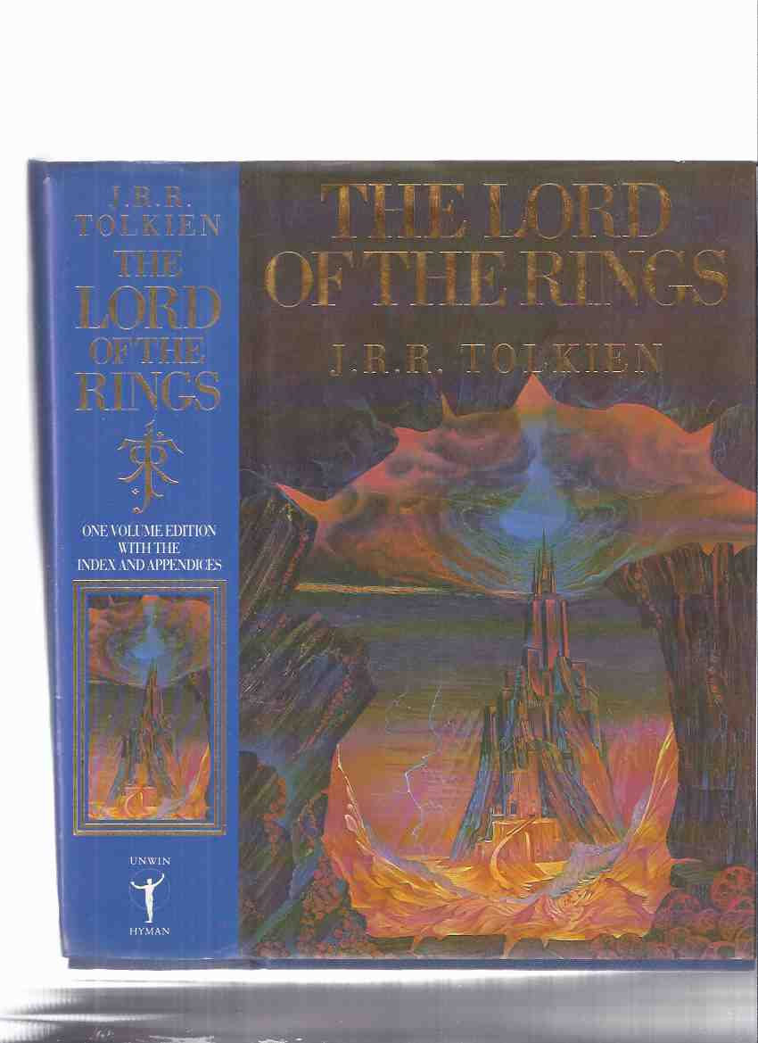 Image for The Lord of the Rings:  The Fellowship of the Ring, Book 1 ---with The Two Towers, Book 2 ---with The Return of the King, Book 3 ----an Omnibus Volume -by  J R R TOLKIEN,  (also contains:  Concerning Hobbits and Other Matters )( I, II, III )