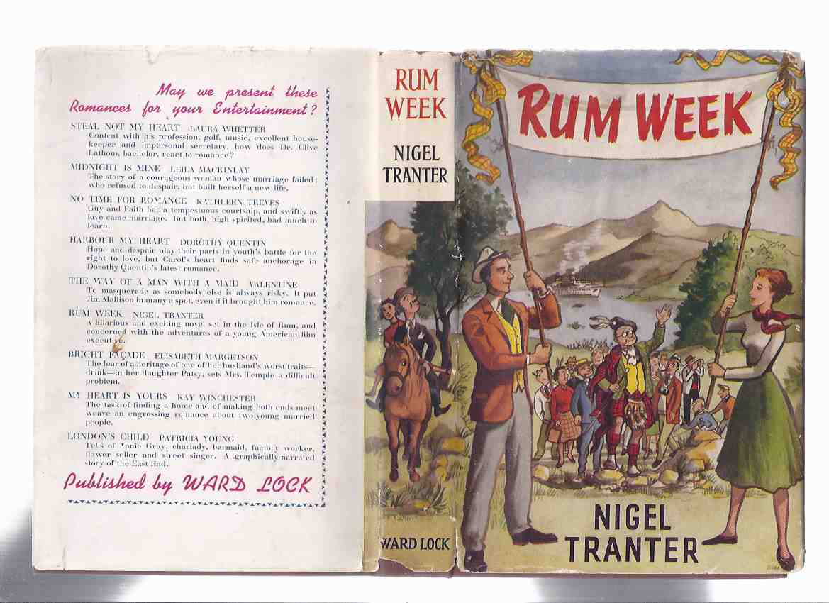 Image for Rum Week -by Nigel Tranter