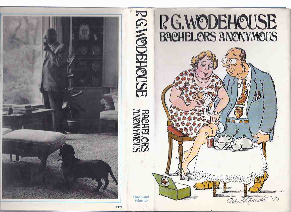 Image for Bachelors Anonymous -by P G Wodehouse