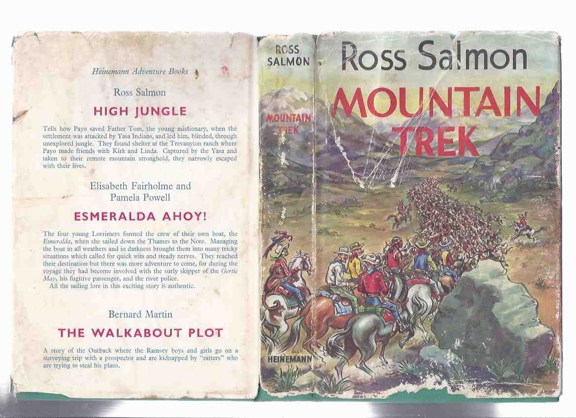 Image for Mountain Trek -by Ross Salmon