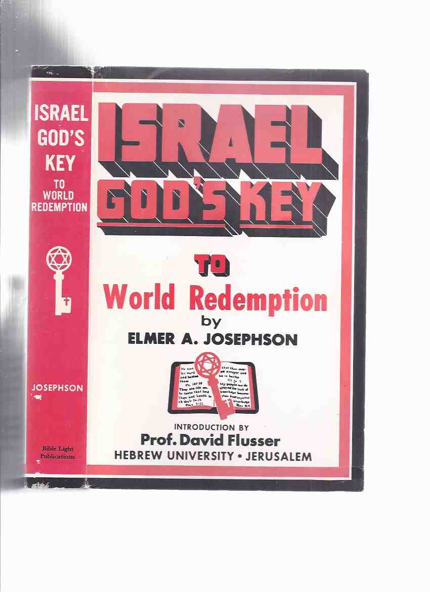Image for Israel:  God's Key to World Redemption