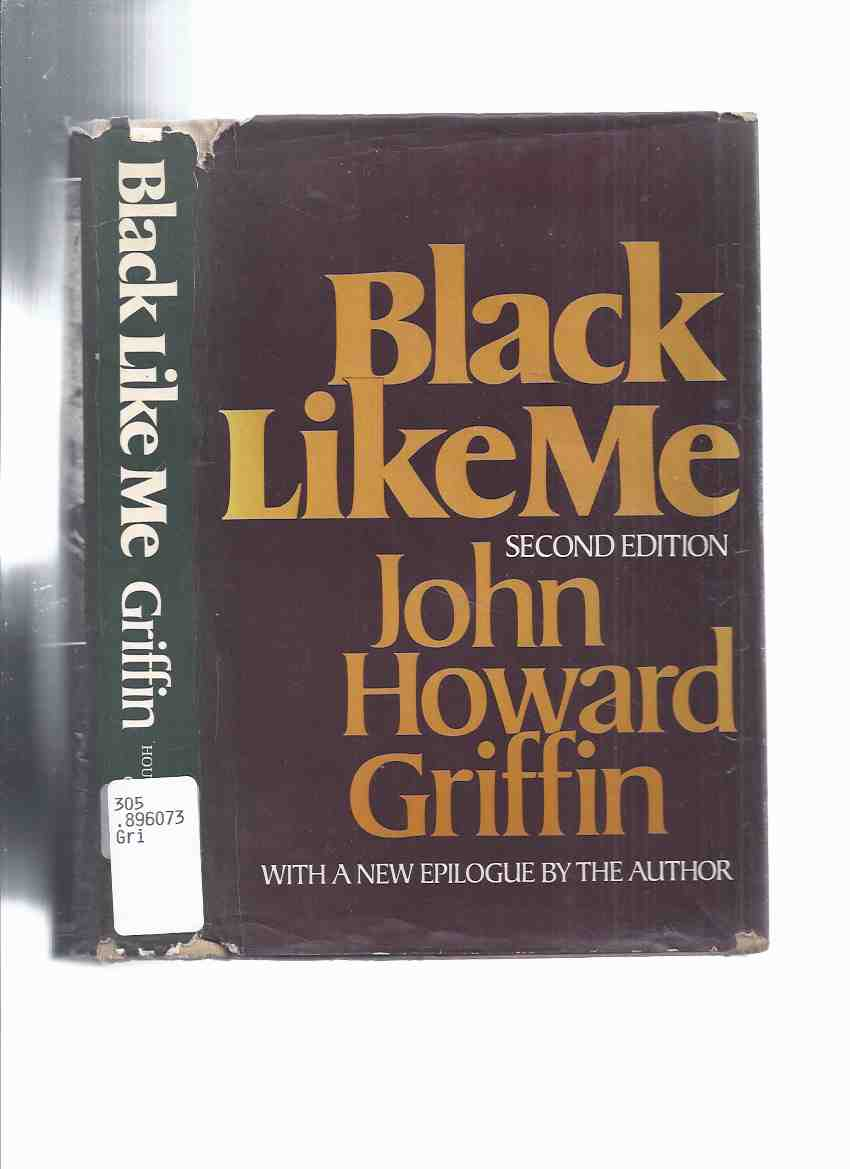 Image for Black Like Me ---by John Howard Griffin ( New Epilogue By the Author )
