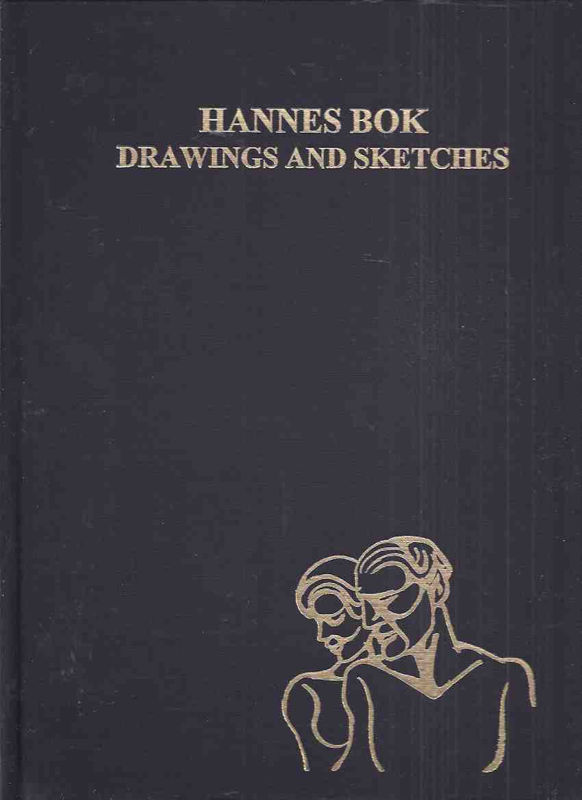 Image for Hannes Bok:  Drawings and Sketches ---# 8 of 40 Copies with Original Art (plus an Additional Stone Lithograph By BOK )