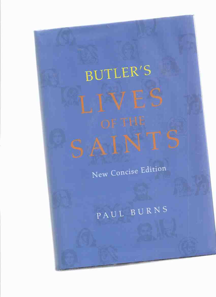 Image for Butler's Lives of the Saints:  New Concise Edition ( Encyclopedia of Sts.)