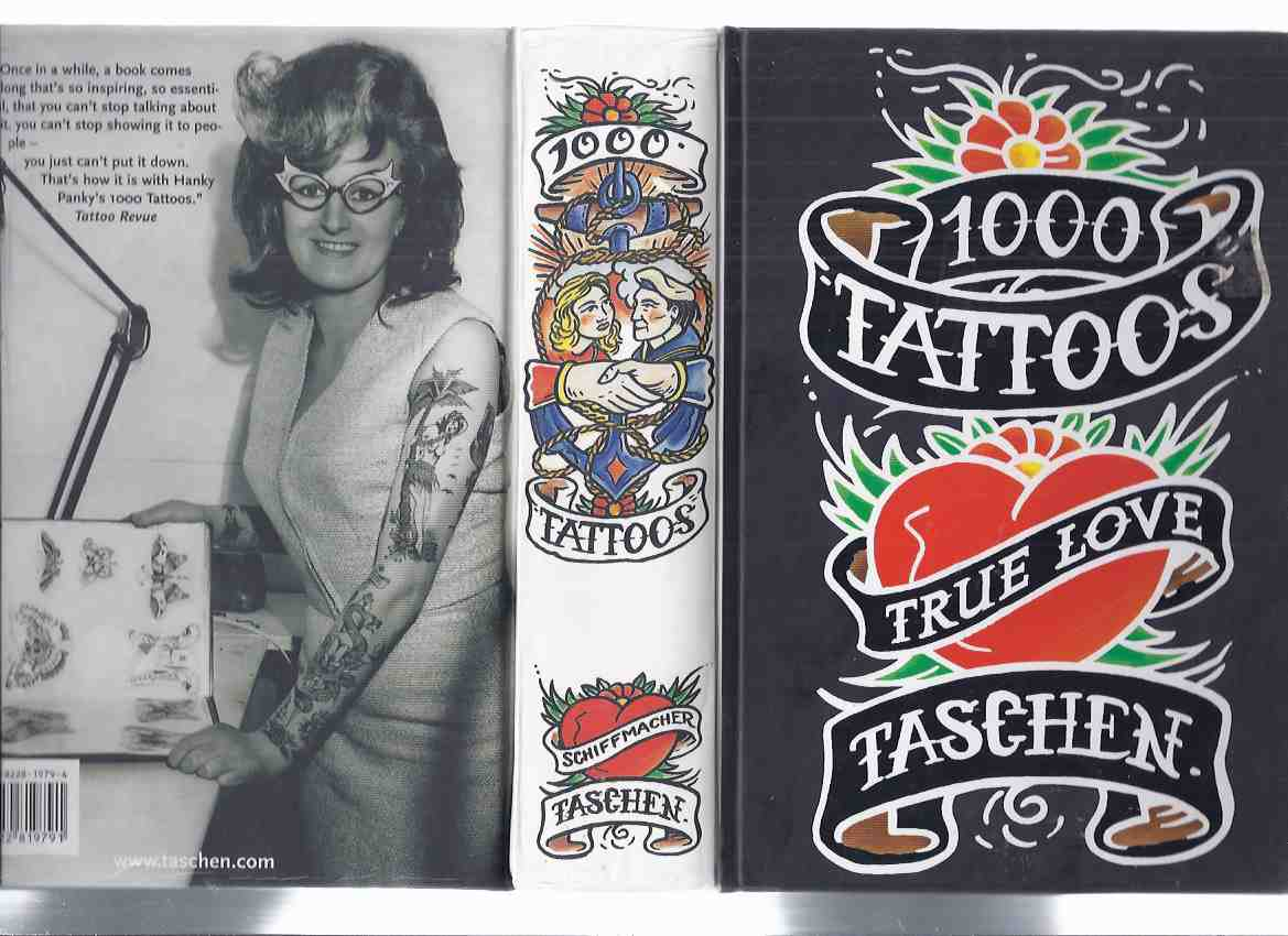 Image for 1000 Tattoos / Taschen Books ( Tattooing / Tattoo Art )( 1,000 / One Thousand )
