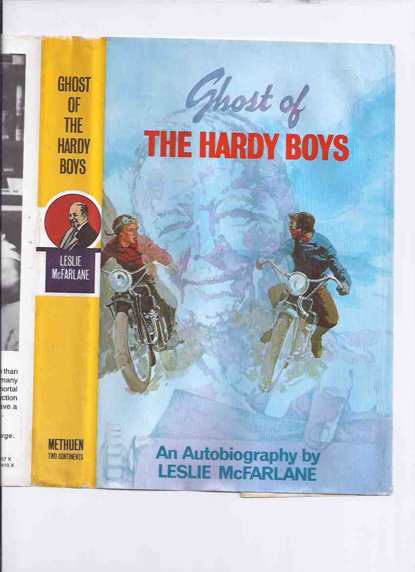Image for Ghost of the Hardy Boys:  An Autobiography  ---by Leslie McFarlane