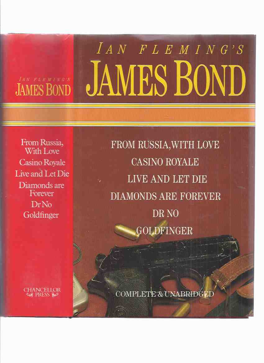 Image for Ian Fleming's James Bond, Comprising:  From Russia, With Love; Casino Royale; Live and Let Die; Diamonds Are Forever; Dr No; Goldfinger -6 007 Adventures ( Doctor )