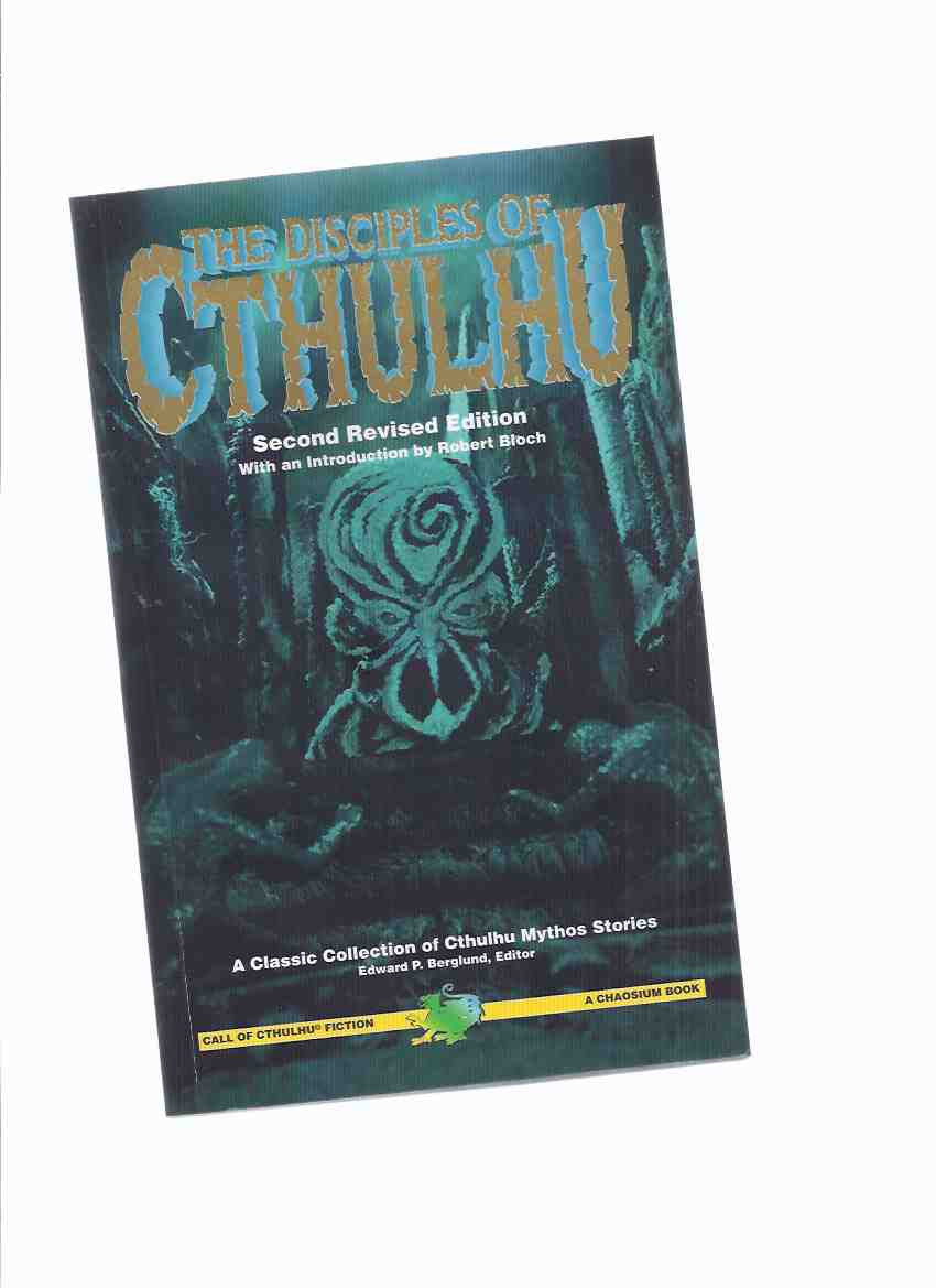 Image for The Disciples of Cthulhu - Mythos Stories / Chaosium - Call of Cthulhu Series