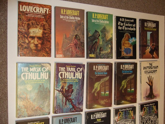 Image for COMPLETE PANTHER H P LOVECRAFT 39 Volumes: Haunter Dark; At Mountains Madness; Tomb; Dagon; Case of Charles Dexter Ward; Shuttered Room; Lurking Fear; Lurker Threshold; Tales Cthulhu Mythos; Mask/ Trail; Horror Burying Ground; Museum; A Look Behind Mythos