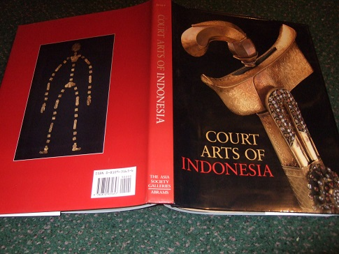 Image for Court Arts in Indonesia / The Asia Society Galleries, New York / Harry N Abrams Books