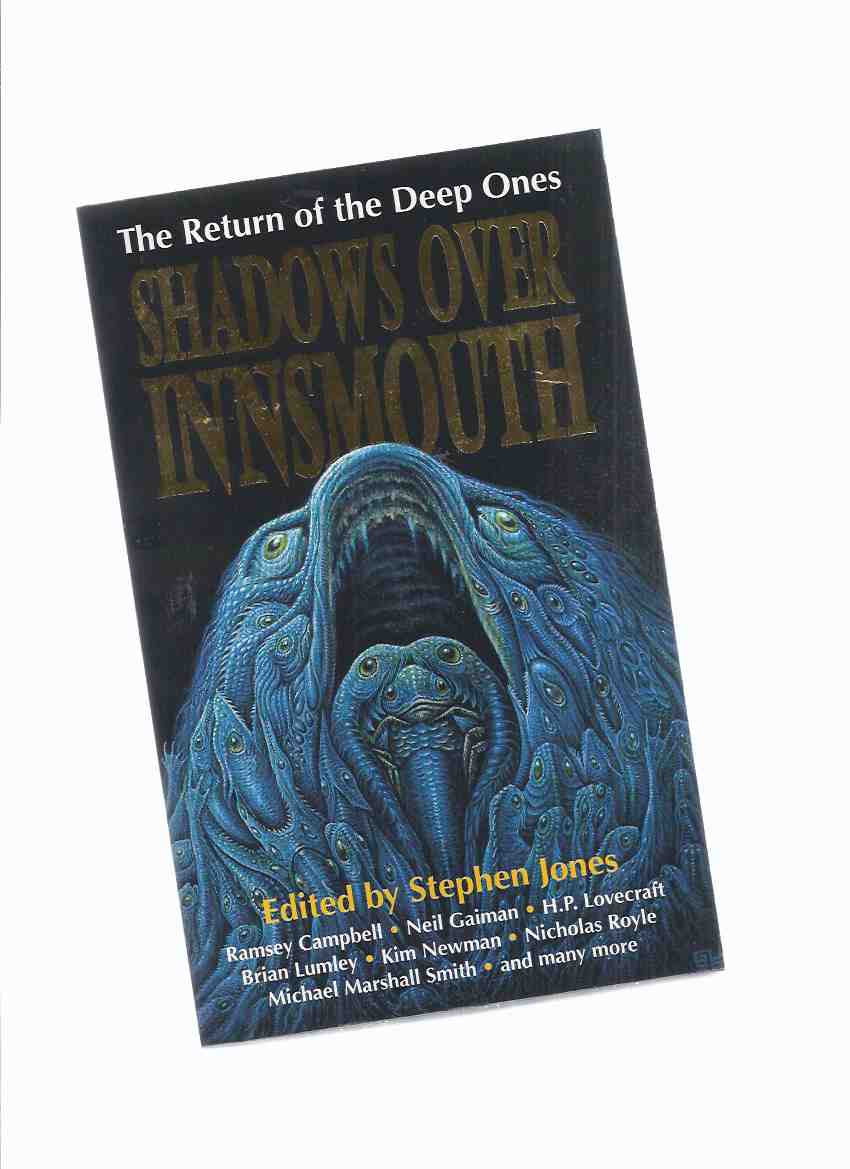 Image for Shadows Over Innsmouth: Return of the Deep Ones  ( Stories in Homage to H P Lovecraft and the Shadow Over Innsmouth )