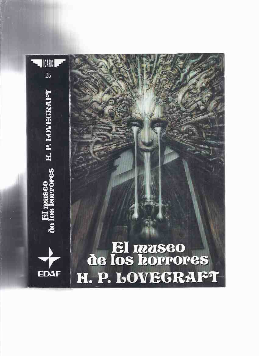 Image for El Museo De Los Horrores -by H P Lovecraft and Others ( Spanish Edition of Horror in the Museum )