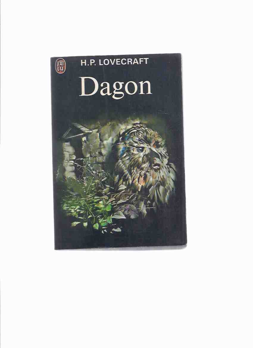 Image for Dagon et Autres Recits De Terreur -by H P Lovecraft ( French Edition of Dagon )(inc. Cats of Ulthar; Herbert West Reanimator; Doom That Came to Sarnath; etc)