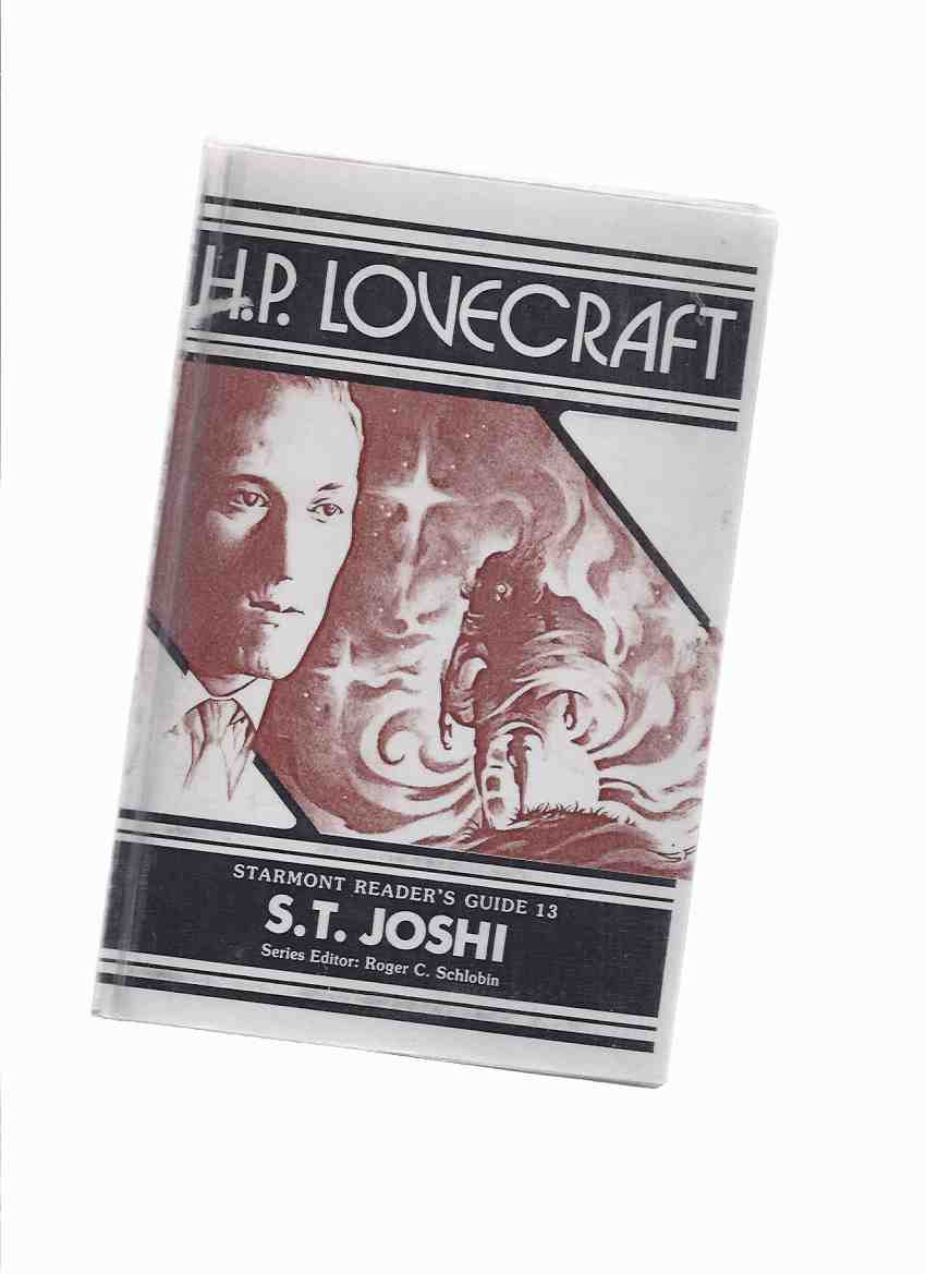 Image for H P Lovecraft - Starmont Reader's Guide No. 13 -by S T Joshi