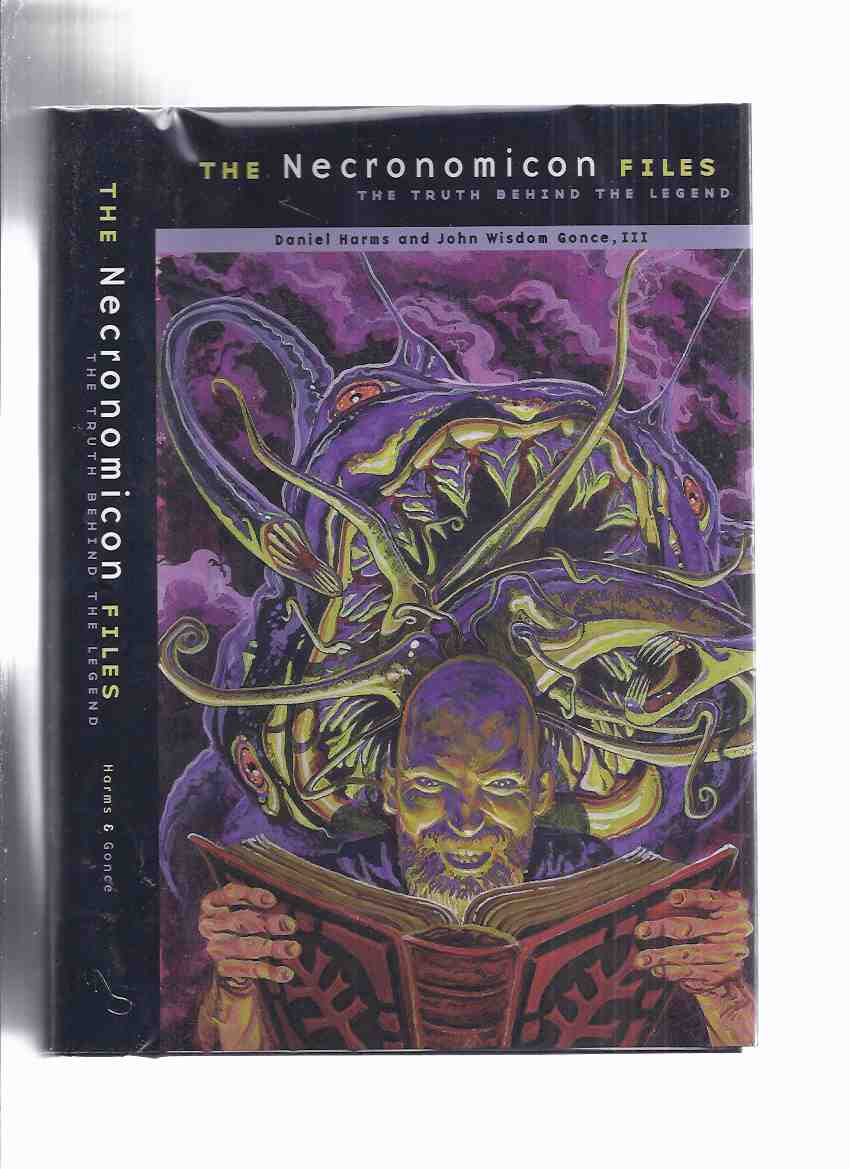 Image for The Necronomicon Files:  The Truth Behind the Legend ( Howard Phillips / H P Lovecraft related)( The N on TV, in Film; The Voynich Manuscript; History; etc)