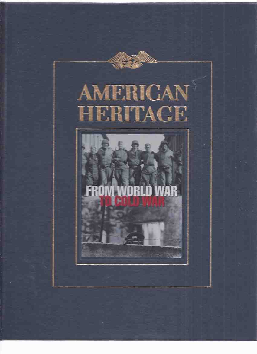 Image for AMERICAN HERITAGE Magazine, December 1995, Volume 46, # 7 (inc: H P Lovecraft - The Man Who Can Scare Stephen King; Covarrubias; From world War to Cold War; The Little Diplomat; America's African Colony - Liberia; etc)