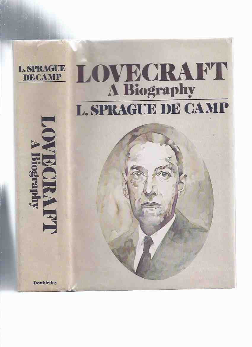 Image for Lovecraft: A Biography   ( H.P. / Howard Phillips )