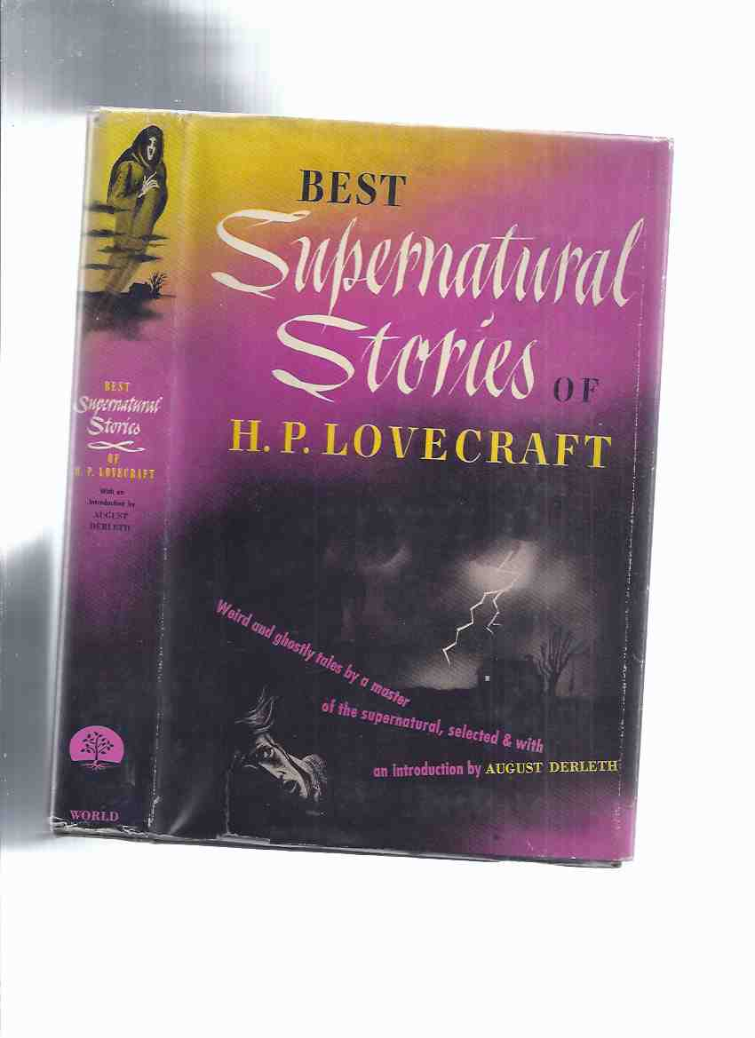 Image for Best Supernatural Stories of H P Lovecraft (one of Two Variant Editions ) / Tower Mystery Series ( Dunwich Horror; Call of Cthulhu; Haunter of the Dark; Colour Out of Space; The Outsider; Pickman's Model; Something About Howard Phillips Lovecraft; etc)