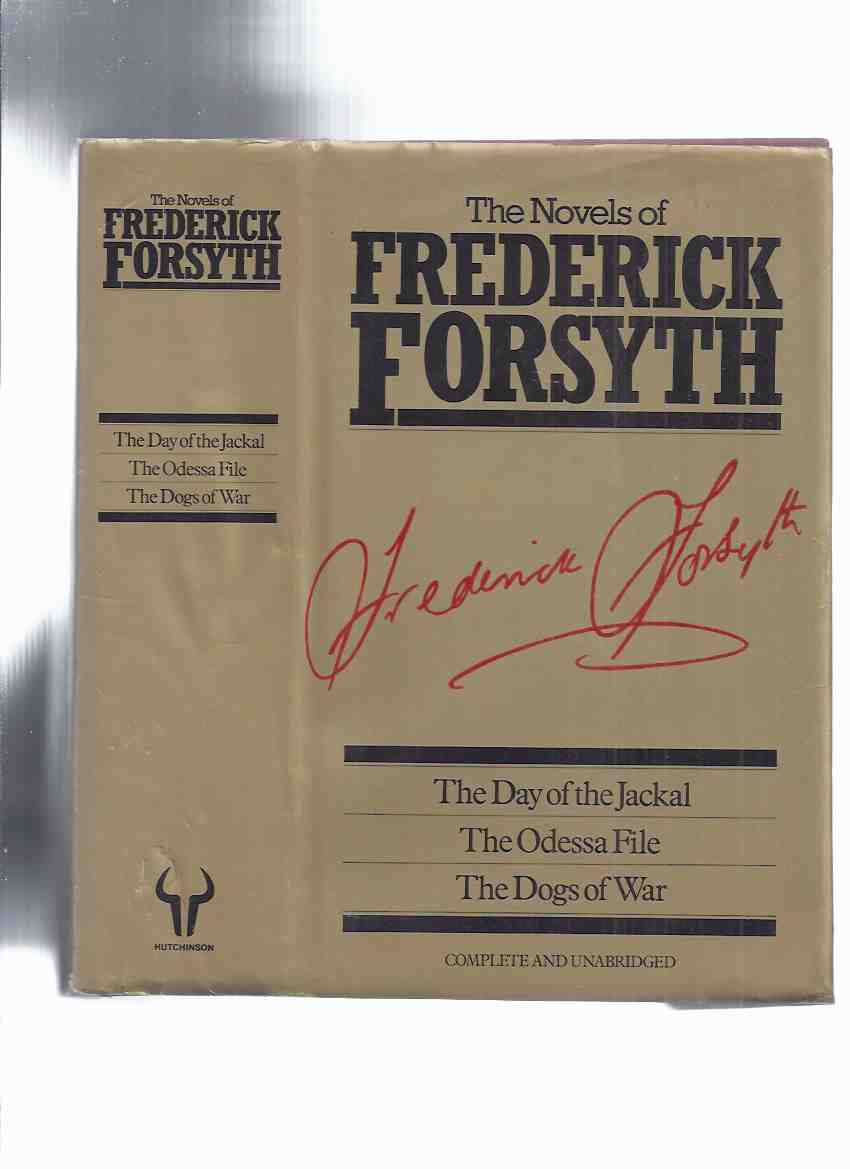Image for Omnibus:  The Day of the Jackal ---with The Odessa File ---with The Dogs of War -by Frederick Forsyth -- Complete and Unabridged, with a New Introduction By the Author