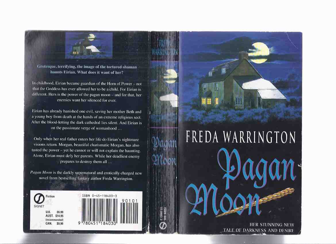 Image for Pagan Moon -by Freda Warrington (sequel to Dark Cathedral )