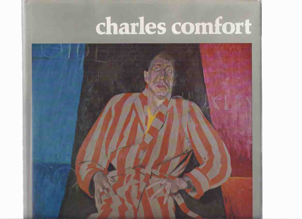 Image for Charles Comfort:  Canadian Artists Series # 2 ( Signed By Charles Fraser Comfort )( Art / Artwork )