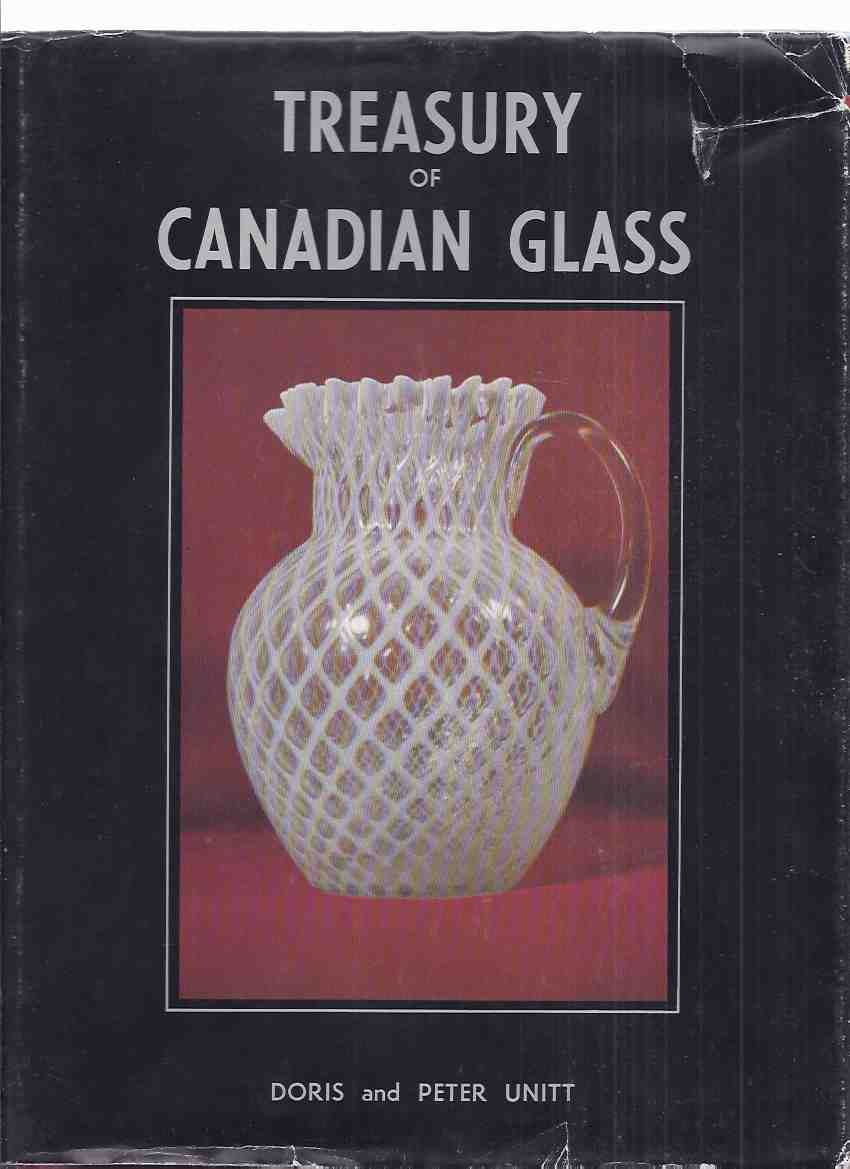 Image for Treasury of Canadian Glass By Doris and Peter Unitt, Clock House