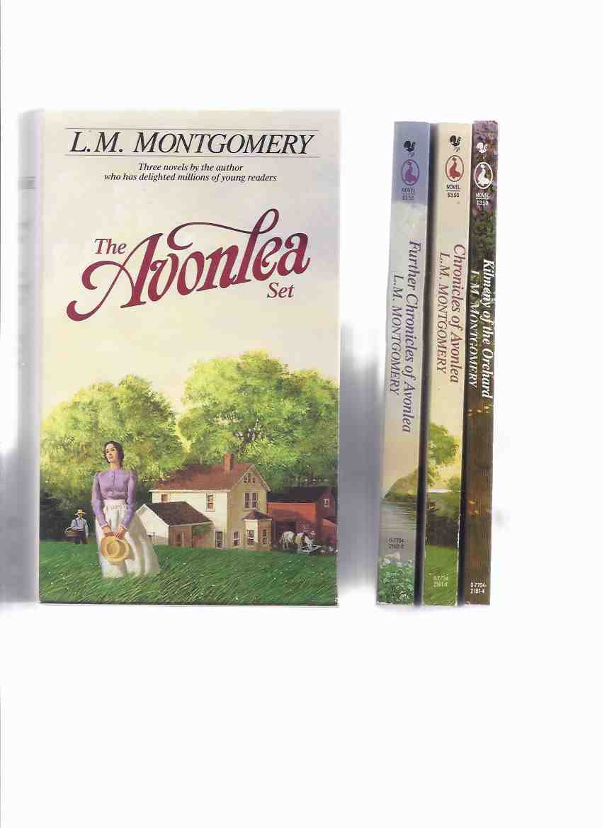 Image for THE AVONLEA SET:  Chronicles of Avonlea ---with Further Chronicles of Avonlea ---with Kilmeny of the Orchard ---3 volumes ---by Lucy Maud ( L M ) Montgomery