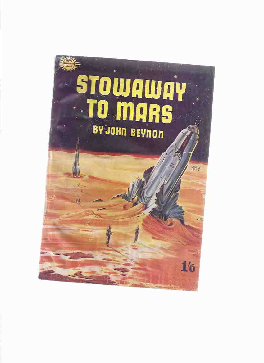 Image for Stowaway to Mars ---by John Beynon ( Wyndham )