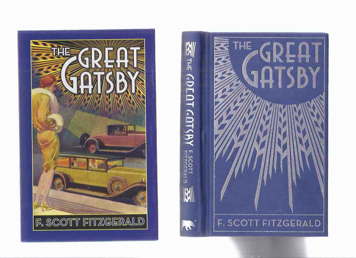 Image for The Great Gatsby -by F Scott Fitzgerald ( Slipcase / Slipcased / Boxed / Box Edition )