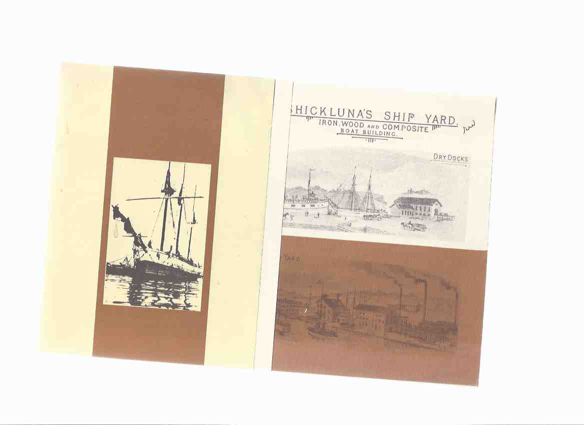 Image for PROGRAM: Ceremony for the Unveiling of Historical Plaque Honoring Louis Shickluna 1808 - 1880 ( The Shickluna Ship Yard Story ) / Published By Port Weller Dry Docks