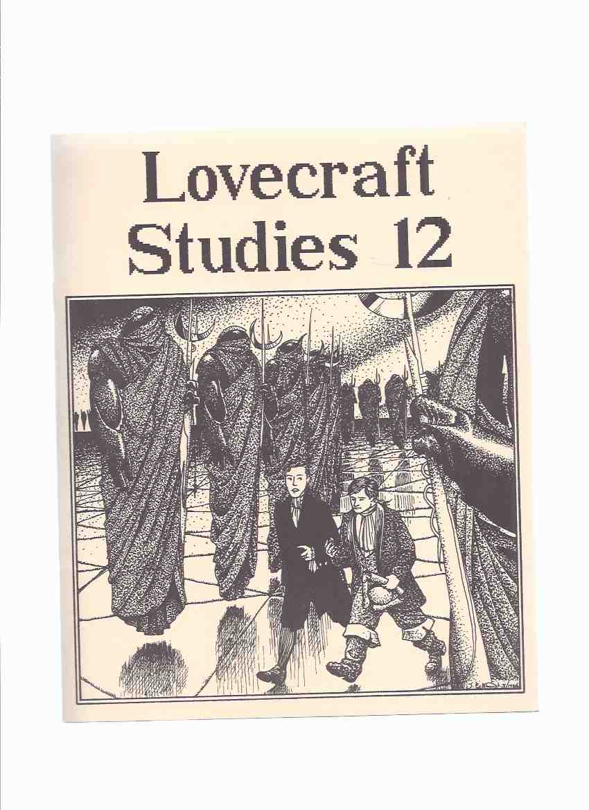 Image for Necronomicon Press: Lovecraft Studies 12, Vol. 5 # 1, Spring 1986 ( Volume Twelve )( HPL's Concept of Background; Some Repititions of the Times; An Uncompromising Look at the Cthulhu Mythos; Disbelievers Ever; Reviews )