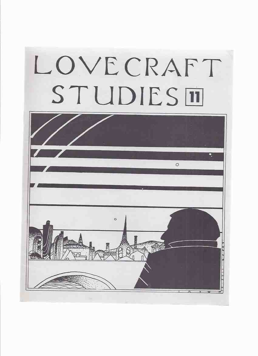 Image for Necronomicon Press: Lovecraft Studies 11, Vol. 4 # 2, Fall 1985 ( Volume Eleven )( The Revision Mythos; A Note on HLP and Rupert Brooke; The Development of Lovecraftian Studies; Dagon in Puritan Massachussetts; Instructions in Case of Decease; Reviews )
