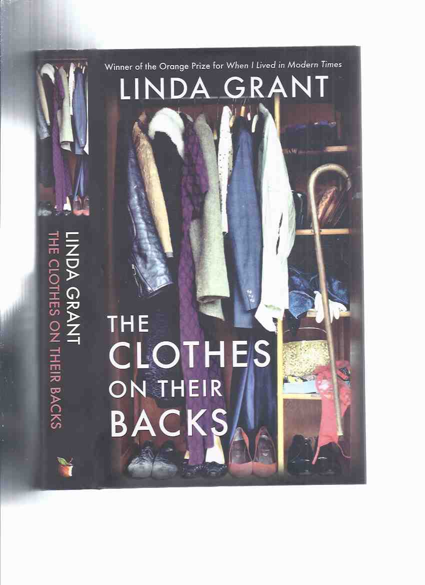 Image for The Clothes on Their Backs -by Linda Grant -a Signed Copy