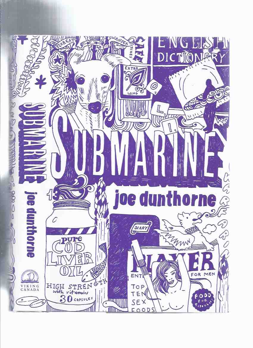 Image for Submarine -by Joe Dunthorne -a Signed Copy