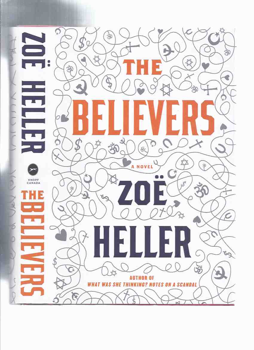 Image for The Believers ---by Zoe Heller -a Signed Copy