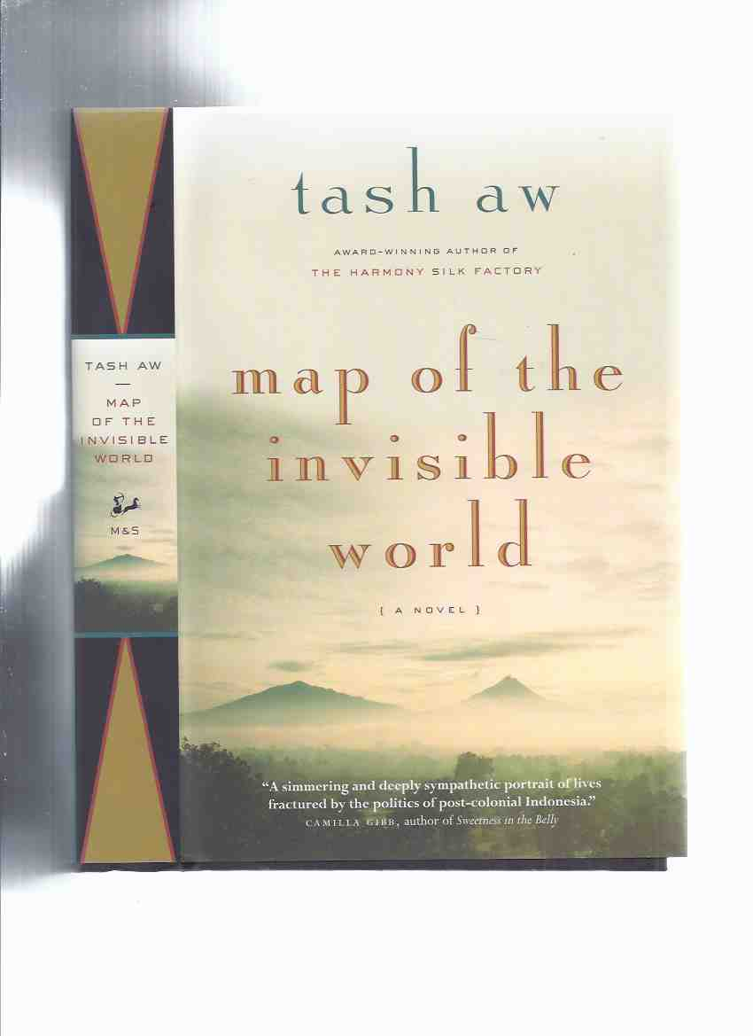 Image for Map of the Invisible World ---by Tash Aw -a Signed Copy