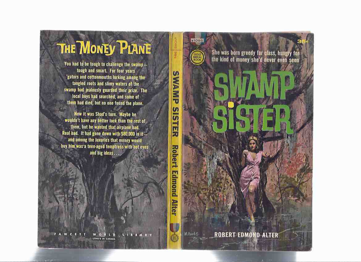 Image for Swamp Sister -by Robert Edmond Alter