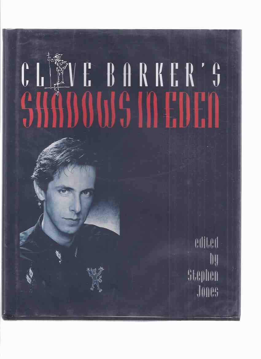 Image for Clive Barker's Shadows in Eden -by Clive Barker and Others