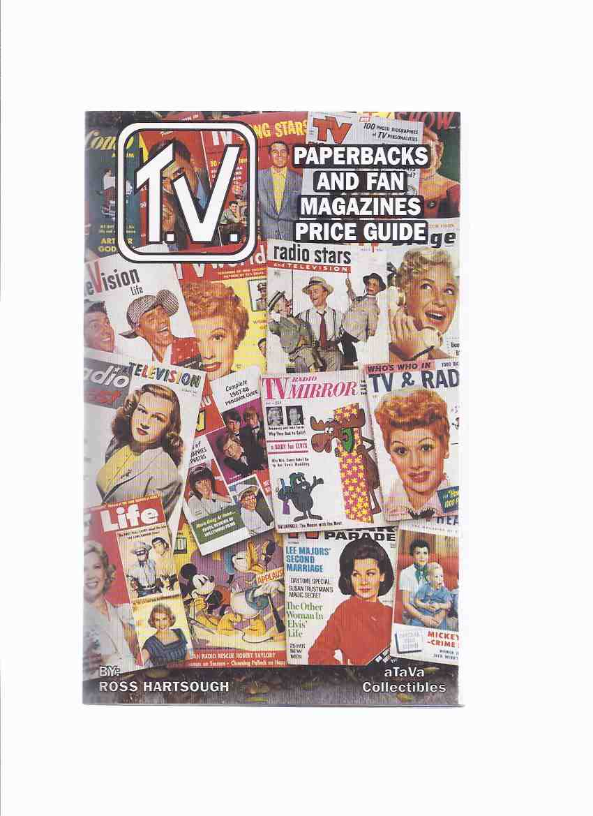 Image for T.V.:  Paperbacks and Fan Magazines Price Guide ( TV / Television Related Paperbacks and Fan Mags Bibliography / Checklist )