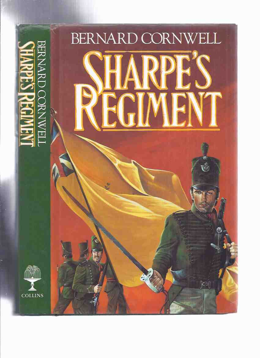 Image for Sharpe's Regiment:  Richard Sharpe and the Invasion of France June to November 1813 ---by Bernard Cornwell