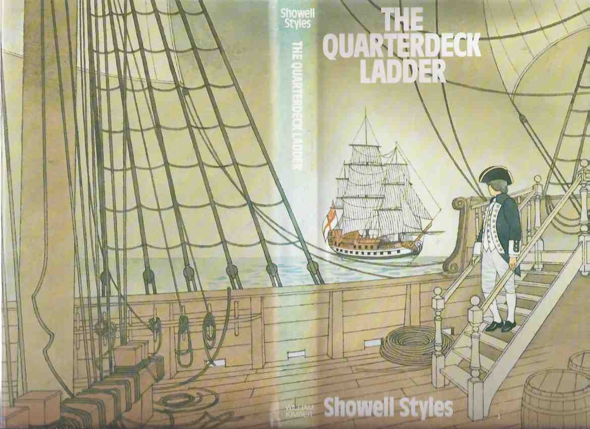 Image for The Quarterdeck Ladder ---by Showell Styles