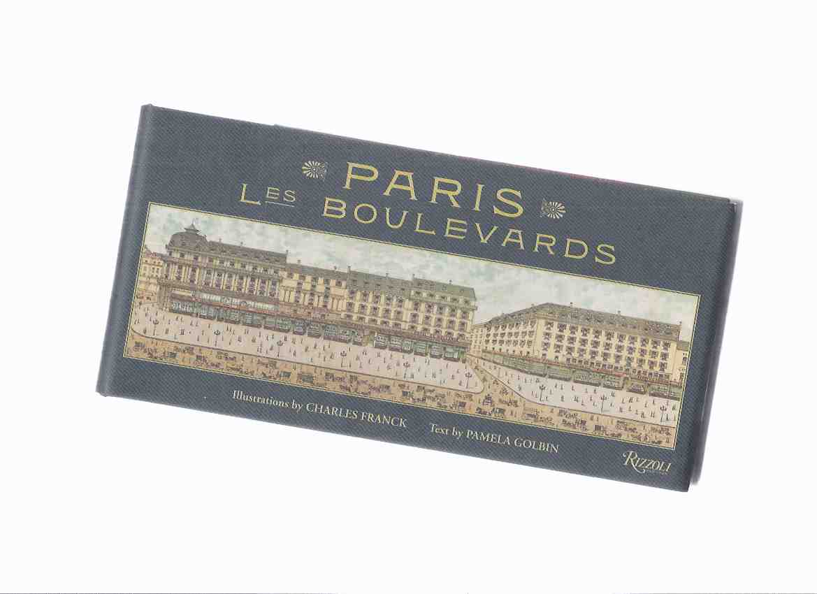 Image for PARIS: Les Boulevards / Rizzoli Books ( 11 Gatefolds of Parisian Streets in the 19th Century )