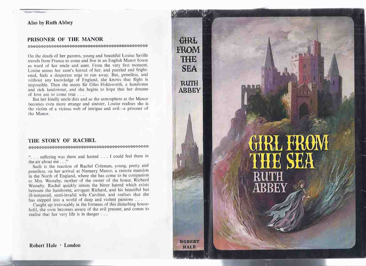 Image for Girl from the Sea ---by Ruth Abbey (set in 19th Century Cornwall )