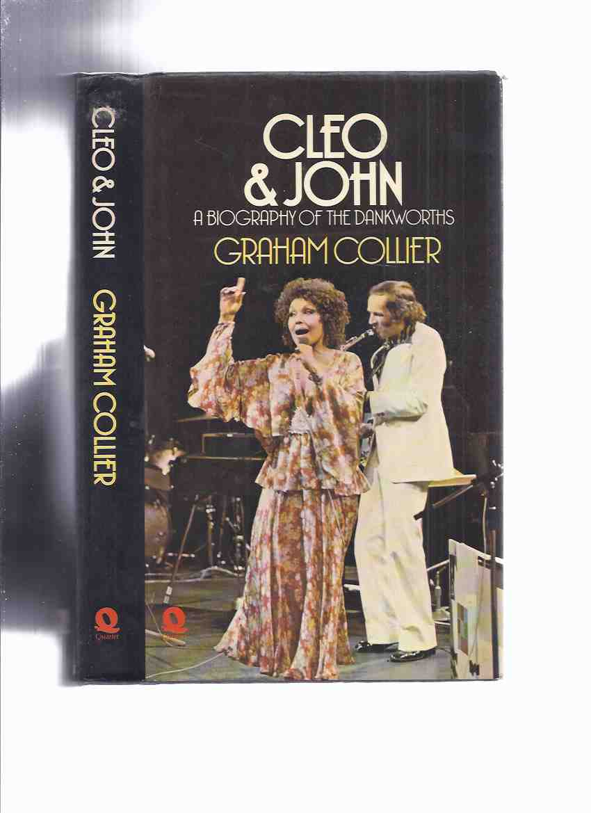 Image for Cleo & John: A Biography of the Dankworths -by Graham Collier ( Cleo Laine / John Dankworth )( British Jazz )