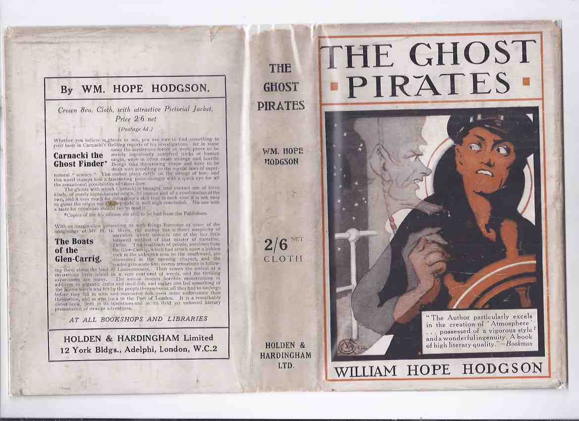 Image for The Ghost Pirates -by William Hope Hodgson