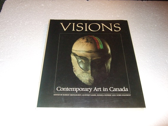 Image for VISIONS: Contemporary Art in Canada / TVO (inc.The Triumph of the Egg; A Sense of Place; The Alternate Eden, a Primer of Canadian Abstraction; The Snakes in the City, the Self and the City; Rethinking the Art Object; Redifining the Role )